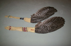 Wing Feather fans